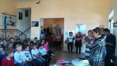 Photo of A scuola con la Catena Alimentare Nunzia Mattera