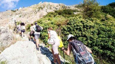 """Photo of Dalle vecchie """"passeggiate turistiche"""" agli attuali itinerari nei sentieri"""