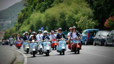 Photo of A Ischia il primo raduno nazionale per i 70 anni del Vespa Club