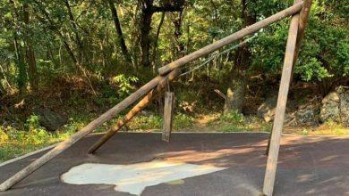 Photo of Pineta degli Atleti, vandali distruggono i giochi: caccia ai colpevoli