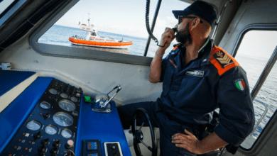 Photo of Guardia Costiera, agosto di lavoro: il bilancio tra controlli e sanzioni