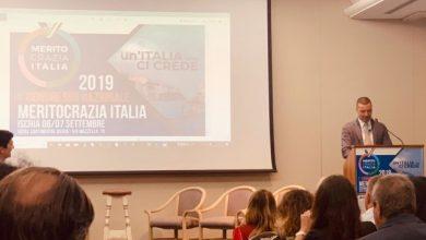 """Photo of «Desideriamo un paese diverso», chiuso a Ischia il primo congresso di """"Meritocrazia Italia"""""""