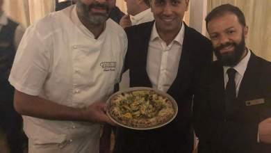 Photo of Una pizza per Di Maio firmata Ivano Veccia