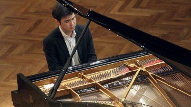 Photo of La Mortella, doppio concerto di Francois Xavier Poizat
