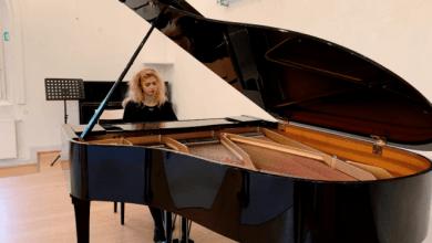 Photo of La Mortella, Elisabeth Nielsen agli incontri musicali
