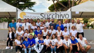 Photo of Tutti a tavola, che successo per la festa di Succhivo