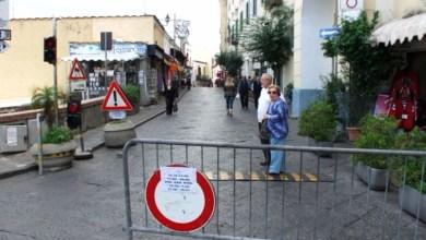Photo of Lavori a Cartaromana, sospese le ZTL di Ischia Ponte