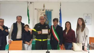 Photo of Salvò i fratellini sotto le macerie, premiato Aldo Ragusa