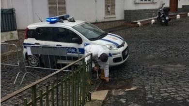 Photo of Cede il manto stradale, chiusa via dottor Morgera