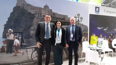 Photo of Ischia al World Travel Market di Londra Orlacchio: «Mercato inglese non va trascurato, ma per l'isola serve un Piano Marshall»