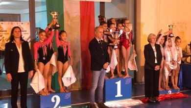 Photo of Ginnastica, C.G. Ischia vice campione interregionale