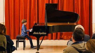 """Photo of Alessandro Costagliola trionfa al concorso pianistico """"Steinway"""""""
