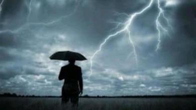 Photo of L'AVVISO Vento forte e pioggia, diramata una nuova allerta meteo
