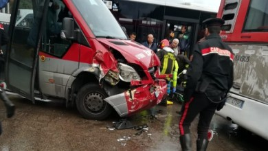 Photo of Terrore a Ischia, travolto dall'autobus al capolinea del porto