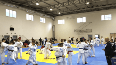 Photo of L'Olympic Judo Forio stacca ben 3 pass per Ostia 2019!