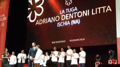 """Photo of Guida Michelin: """"brinda"""" La Tuga, conferme per Dani Maison e Indaco"""