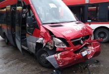 Photo of Travolto dal bus EAV, paura a porto d'Ischia