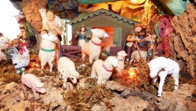 Photo of Speciale presepe in casa Lubrano con pastori da tutto il mondo. Oltre cento anni di passione benedetta dal Vescovo Lagnese