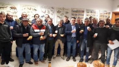 Photo of Arcicaccia, l'assemblea e il brindisi di fine anno chiudono il 2019