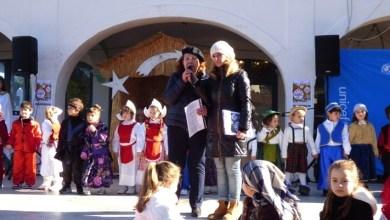 Photo of Ischia teatro del presepe della solidarietà Unicef