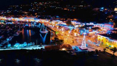 Photo of Casamicciola natalizia dall'alto, uno spettacolo