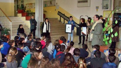 Photo of Lezioni di memoria, la Scuola Media Scotti commemora le vittime dell'Olocausto