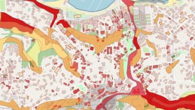 """Photo of La """"mappa"""" della ricostruzione a Casamicciola"""