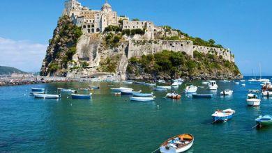 Photo of I turisti stranieri scelgono Ischia: l'isola nella top ten delle recensioni