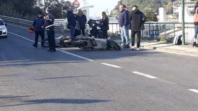 Photo of Sbalzato dallo scooter, ferito centauro a Lacco Ameno