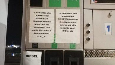 """Photo of Cancellata """"la tassa"""" sulla benzina per chi paga con bancomat"""