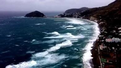 Photo of Venti forti e mare agitato, torna l'allerta meteo