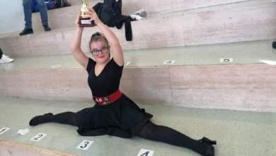 Photo of Per Eleonora e le sue compagne il primo posto nel Campionato di ballo