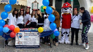 Photo of A Forio il Carnevale inclusivo, festa in maschera e tanti amici