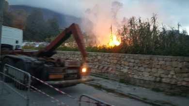 Photo of Fiamme al Pio Monte, allarme: sul posto i vigili del fuoco