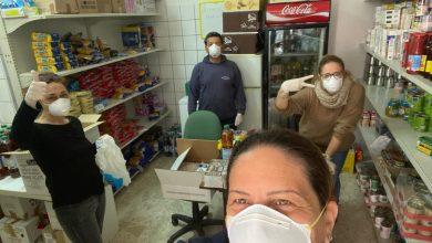 Photo of Ischia, sorrisi e volontariato: così funziona la rete di solidarietà