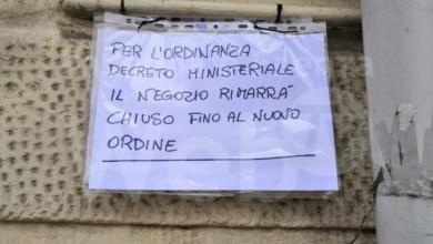 """Photo of Conte chiude tutta l'Italia, tranne i servizi essenziali """"Aperti supermercati, farmacie e banche"""""""