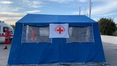Photo of LA FOTONOTIZIA Test rapidi a Casamicciola, montata la tenda