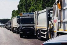 Photo of Rifiuti: code allo Stir, i camion restano in terraferma