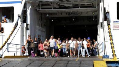 Photo of Vie del mare, oltre tremila arrivi sull'isola