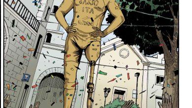 Photo of Gianni Sasso diventa un fumetto e guarda al futuro utopistico