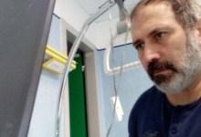 Photo of Insegnò dal letto d'ospedale, Gino Iacono Cavaliere del Lavoro