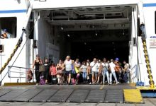 Photo of Festa della Repubblica, 8200 passeggeri sbarcati sull'isola