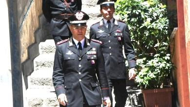 Photo of LA FOTONOTIZIA Arma, Il generale La Gala in visita a Ischia