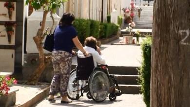 Photo of E' invalida, da dieci anni non può visitare la tomba dei genitori