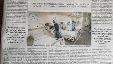 Photo of La malasanità campana e l'appello: «Alberto resisti, Procida è con te»