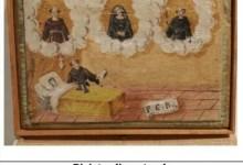 Photo of LA FOTONOTIZIA Ecco il dipinto restituito alla Chiesa del Soccorso