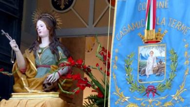 Photo of Casamicciola festeggia la sua patrona Maria Santissma Maddalena Penitente  Il Vescovo Lagnese torna dopo tre anni nel luogo della Basilica terremotata
