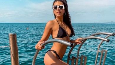 Photo of LA FOTONOTIZIA Giulia Salemi in bikini a Ischia, lo scatto impazza sui social