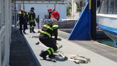 Photo of Porto d'Ischia, esercitazione della guardia costiera