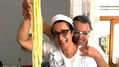 Photo of LA FOTONOTIZIA Enrico e Giusy, una vacanza condita con il sorriso
